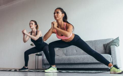 side-squat